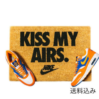 ナイキ(NIKE)のNIKE×OVERKILL  KISS MY AIRS   (玄関マット)