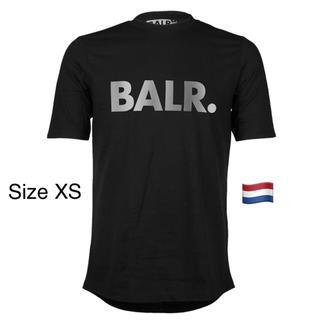 BALR. ブランドTシャツ シルバーロゴ balr 新品正規品(Tシャツ/カットソー(半袖/袖なし))