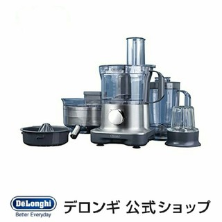 デロンギ(DeLonghi)の新品未開封◆デロンギフードプロセッサー(フードプロセッサー)