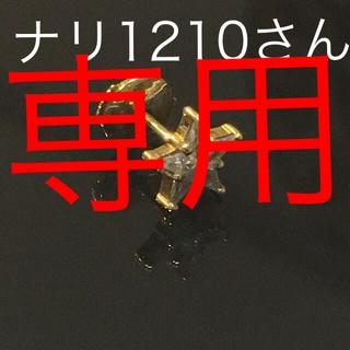 アイファニー(EYEFUNNY)のEYEFUNNY★ピアスsmallstar MM pierce / 18kyg(ピアス(両耳用))