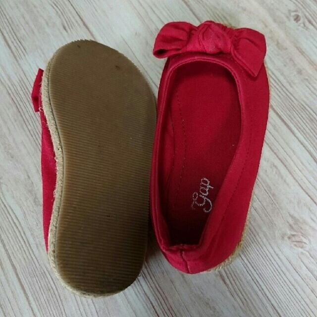 babyGAP(ベビーギャップ)の子供サンダル☆ キッズ/ベビー/マタニティのベビー靴/シューズ(~14cm)(サンダル)の商品写真