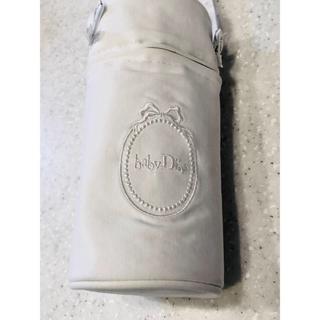 ディオール(Dior)のbaby Dior哺乳瓶ケース(哺乳瓶125mlおまけ)(哺乳ビン)
