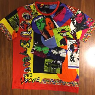 ヴェルサーチ(VERSACE)のVERSACE x Tシャツ・カットソー 新品未使用 Mサイズ コットン100%(Tシャツ/カットソー(半袖/袖なし))