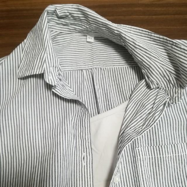 MUJI (無印良品)(ムジルシリョウヒン)の半袖授乳服 キッズ/ベビー/マタニティのマタニティ(マタニティトップス)の商品写真