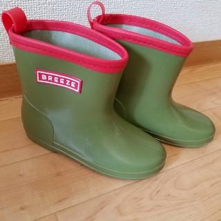 ブリーズ(BREEZE)の長靴 レインブーツ BREEZE 18.0cm(長靴/レインシューズ)