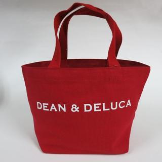ディーンアンドデルーカ(DEAN & DELUCA)のDEAN&DELUCA(ディーンアンドデルーカ) トート【限定レッド】 S(トートバッグ)