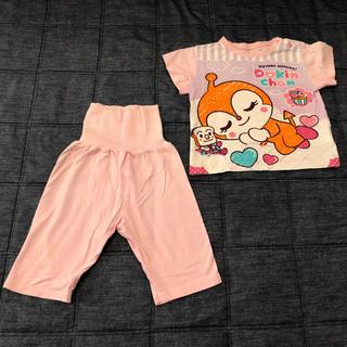 アンパンマン(アンパンマン)のドキンちゃんの半袖夏パジャマ サイズ95(パジャマ)