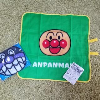 アンパンマン(アンパンマン)の【非売品】アンパンマン バイキング  ブランケット(おくるみ/ブランケット)