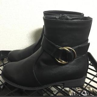 シマムラ(しまむら)の美品☆ショートブーツ(ブーツ)