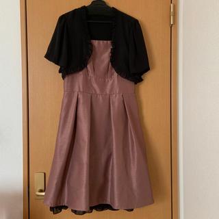 ニッセン(ニッセン)のパーティー ドレス(ミディアムドレス)