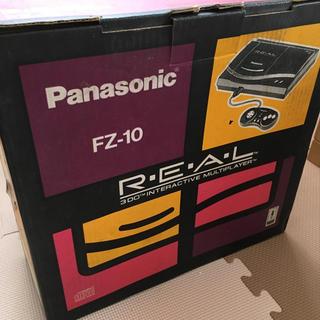 パナソニック(Panasonic)の3DO REAL FZ-10(家庭用ゲーム本体)