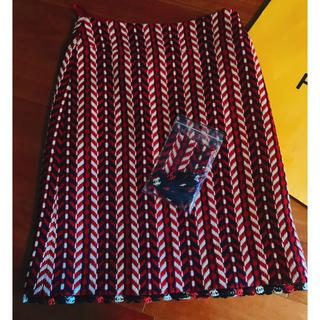 シャネル(CHANEL)の新品同様 CHANEL 税込194,000円 ファッションショーモデル(ひざ丈スカート)
