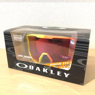 Oakley - 【限定モデル】オークリー ラインマイナーLINE MINER アジアンフィット