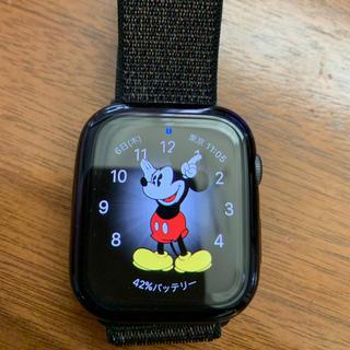 アップルウォッチ(Apple Watch)のApple Watch Series4 44mm(腕時計(デジタル))