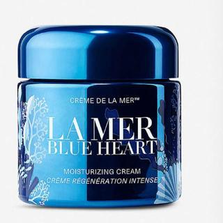 DE LA MER - 【限定】LA MER Blue Heart Moisturising Cream