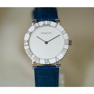 ティファニー(Tiffany & Co.)の美品 ティファニー アトラス シルバー メンズ Tiffany(腕時計(アナログ))
