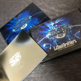 サンダイメジェイソウルブラザーズ(三代目 J Soul Brothers)の3代目JSOULBROTHERS 2014 DVD(ミュージック)