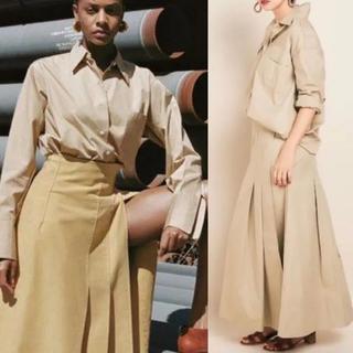 78691219fc15 セリーヌ(celine)のceline 2017 ラップスカート フィービー マキシスカート(ロングスカート)