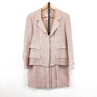 43c1cb8133a6 シャネル(CHANEL)の シャネル CHANEL レディース スーツ ジャケット&スカート サイズ4(テーラード