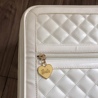 バービー(Barbie)のバービー キャリーバッグ 確認用写真(スーツケース/キャリーバッグ)
