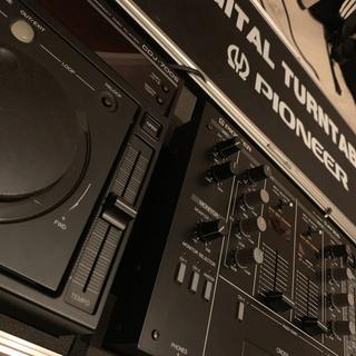 パイオニア(Pioneer)のハードケース付き! pioneer CDJ-700s DJM-300(CDJ)