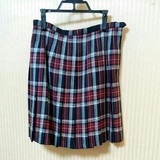 イーストボーイ(EASTBOY)のEASTBOY冬用スカート11号Used品(ひざ丈スカート)