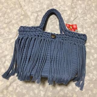 シマムラ(しまむら)のフリンジバック ハンドバッグ しまむら(ハンドバッグ)