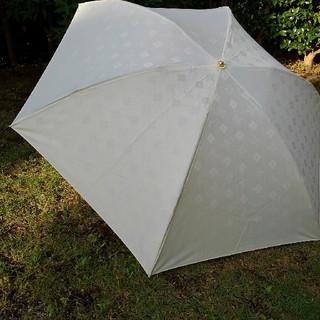 セリーヌ(celine)の三段式折り畳み uvカット日傘 (傘)