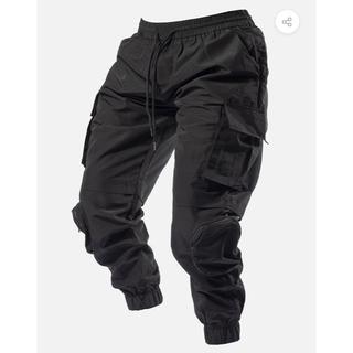 ラスト1 black tailor N13 CARGO カーゴパンツ ブラック(ワークパンツ/カーゴパンツ)