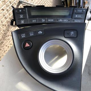 トヨタ(トヨタ)のプリウス30前期エアコンパネル、モードスイッチ(車種別パーツ)