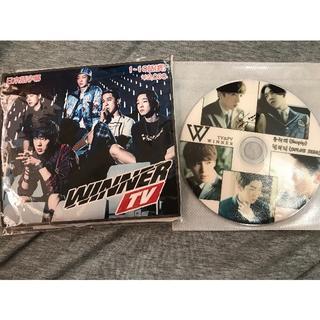WINNER TV 1-10話 DVD& PV(その他)