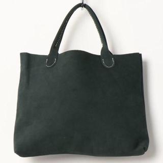 PAPILLONNER - 新品*定価5292*パピヨネ *TASINAMI タシナミ*牛革 トートバッグ
