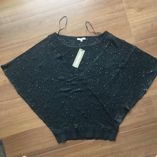 コストコ(コストコ)のmatty m ニット ブラック(ニット/セーター)