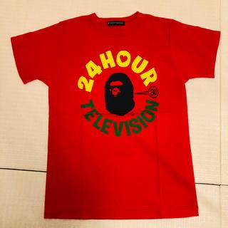 アベイシングエイプ(A BATHING APE)のA BATHING APE   24H  Tシャツ(Tシャツ(半袖/袖なし))