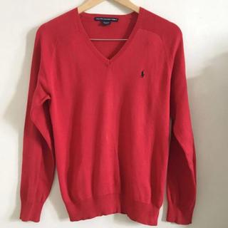 ラルフローレン(Ralph Lauren)のラルフローレン コットン セーター(ニット/セーター)