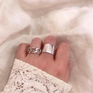 トゥデイフル(TODAYFUL)のシルバー925 ストリング silver925 リング(リング(指輪))