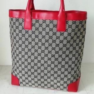 ea5a2b154b05 グッチ キャンバストートバッグ(グレー/灰色系)の通販 21点 | Gucciを ...