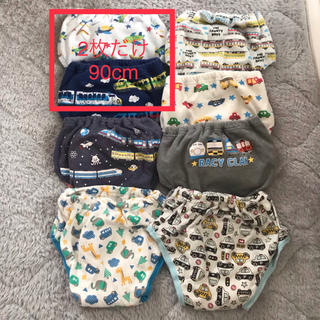 ニシマツヤ(西松屋)のトレーニングパンツ 男の子 90 95 まとめ売り(トレーニングパンツ)