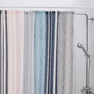 イケア(IKEA)のシャワーカーテン イケア BOLMAN ボルモーン【新品未開封】(カーテン)