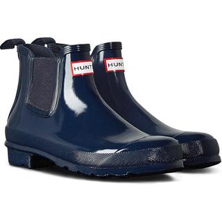 ハンター(HUNTER)のハンター HUNTER 新品 オリジナル グロス チェルシーブーツ UK3(レインブーツ/長靴)