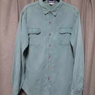 パタゴニア(patagonia)のpatagonia ワークシャツ(Tシャツ/カットソー(七分/長袖))