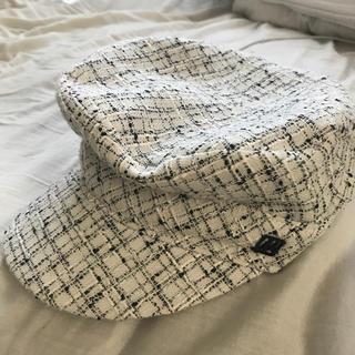 ミラオーウェン(Mila Owen)のミラオーウェン キャスケット キャップ 帽子(キャスケット)