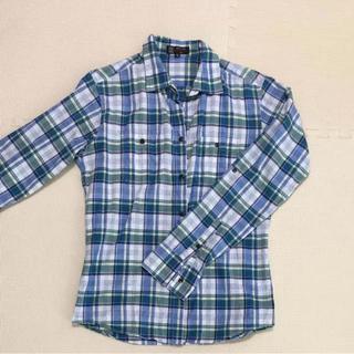 3cbf108f012e ミッシェルクランオム(MICHEL KLEIN HOMME)のミッシェルクラン チェックシャツ 48(シャツ