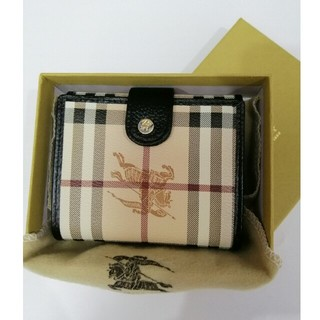 バーバリー(BURBERRY)のBURBERRY バーバリー    折り財布   男女兼用   正規品 (折り財布)
