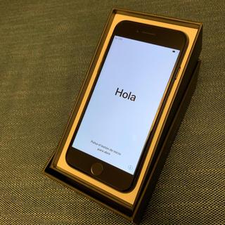 アップル(Apple)のiPhone7 128GB Jet Black(スマートフォン本体)