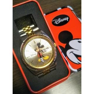 ディズニー(Disney)の【メンズ】ロレックス ミッキー 腕時計(腕時計(アナログ))