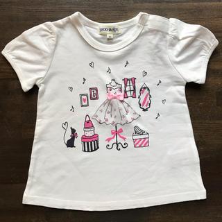0136e211c5d65 シューラルー(SHOO・LA・RUE)のSHOO-LA-RUE Tシャツ
