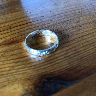ハワイアンジュエリー シルバー925 2号 ペアリング(リング(指輪))