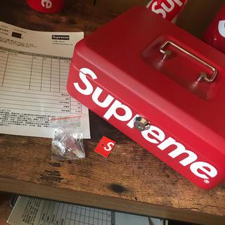 シュプリーム(Supreme)のsupreme シュプリーム Lock Box 金庫 17AW (小物入れ)