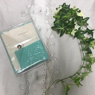 ティファニー(Tiffany & Co.)のティファニー メッセージカード 新品未使用(カード/レター/ラッピング)